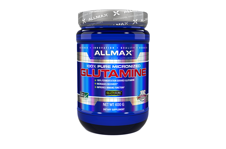 ALLMAX GLUTAMINE 100% PURE MICRONIZED