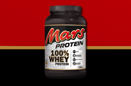 MARS PROTEIN WHEY