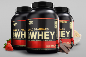 OPTIMUM WHEY GOLD STANDARD