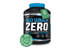 BioTech ISO WHEY ZERO NATIVE