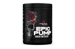PEAK EPIC PUMP TEST REVIEW
