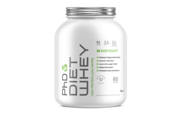PHD DIET WHEY TEST