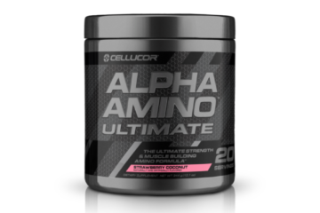 CELLUCOR ALPHA AMINO ULTIMATE TEST