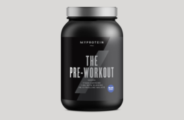 MyProtein The Pre Workout Test und Review
